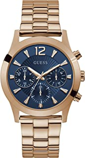Guess Quartz Blue Dial Ladies Multifunction Watch W1295L3