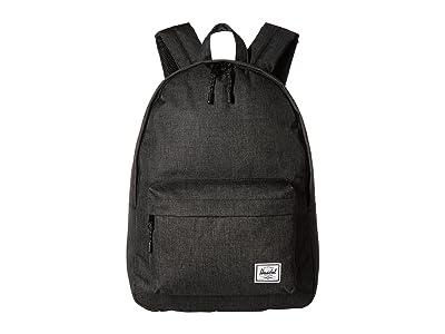 Herschel Supply Co. Classic (Black Crosshatch) Backpack Bags