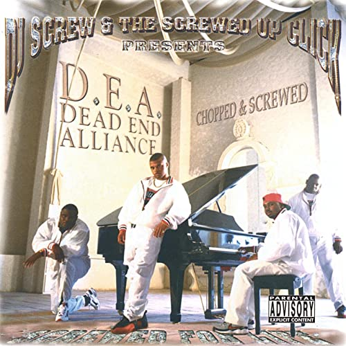 Dj screw & the screwed up click presents dead end alliance.
