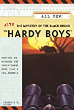 The Mystery of the Black Rhino (The Hardy Boys Book 178)