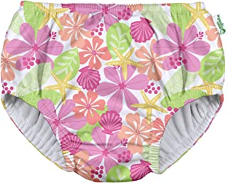 i play. by green sprouts Girls` Pull-up Reusable Absorbent Swimsuit Diaper