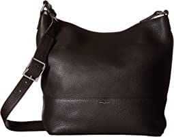 Shinola Detroit Luxe Grain Small Relaxed Hobo