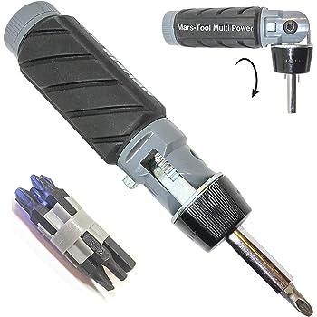 Flex Ratcheting Screwdriver JMK 64050
