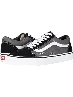 Vans Black Shoes | Zappos.com