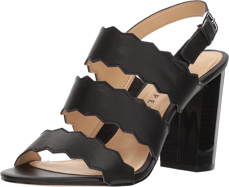 Katy Perry Woherren The Amelia Heeled Sandal, schwarz, 10 Medium US
