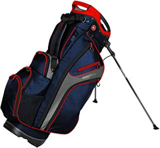 Bag Boy NXO Clip-Lok Cart Bag (Black)
