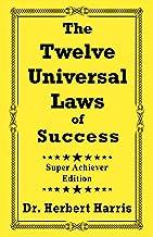 The Twelve Universal Laws of Success, Super Achiever Edition