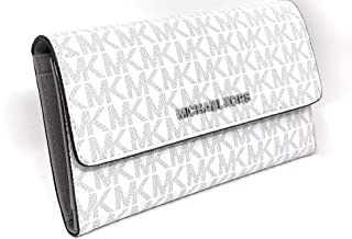 Women's Jet Set Travel Large Trifold Wallet
