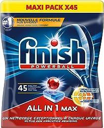 Finish Tablettes de lavage pour lave-vaisselle, bl