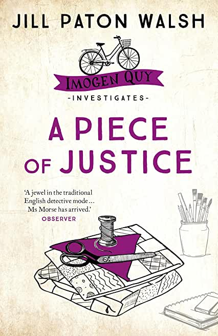 A Piece of Justice: A Cosy Cambridge Mystery (Imogen Quy Mystery Book 2) (English Edition)