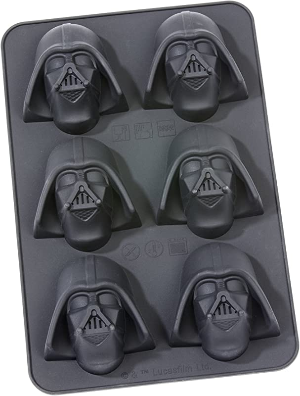 Star Wars Muffin Tray Set Of 6 Darth Vader