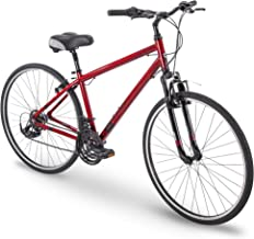700c Royce Union RMY Mens 21-Speed Hybrid Comfort Bike, 19