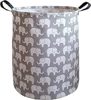 elephant baskets for nursery