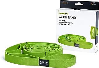 Blackroll Resist & Multi-band – fitnessbanden. Lange trainingsbanden in verschillende weerstandssterktes (sterk – extreem)...
