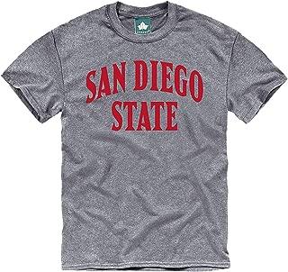 Ivysport Cotton Short Sleeve Grey T-Shirt with Classic Logo