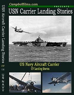 USN Aircraft Carrier Landing & Spotting F4F TBF WWII films