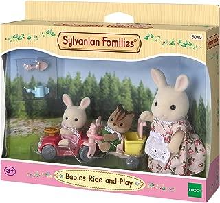 SYLVANIAN FAMILIES- Babies Ride and Play Mini muñecas y Accesorios, Multicolor (Epoch para Imaginar 5040)