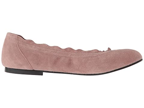 SuedeRusso Suede Pink Flat Cuff Blue SuedeDusty Sole French Black 8qwBxY4FS