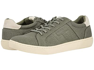 TOMS Leandro (Lichen Green Heritage Canvas) Men