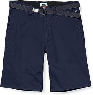 Tommy Jeans Men's TJM Vintage Wash Short Straight Jeans