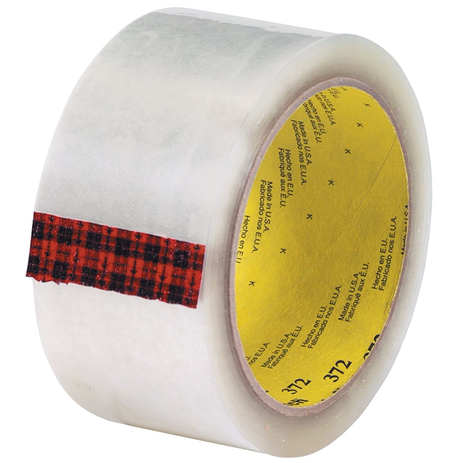 quality assurance Scotch Weekly update 372 Medium-Duty Packing Tape 2 Yards Inch Mil x 110 2.2