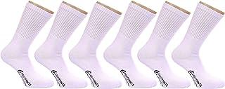FOOTPRINTS Men's Organic Cotton & Bamboo Fibre Socks (Pack of 6)