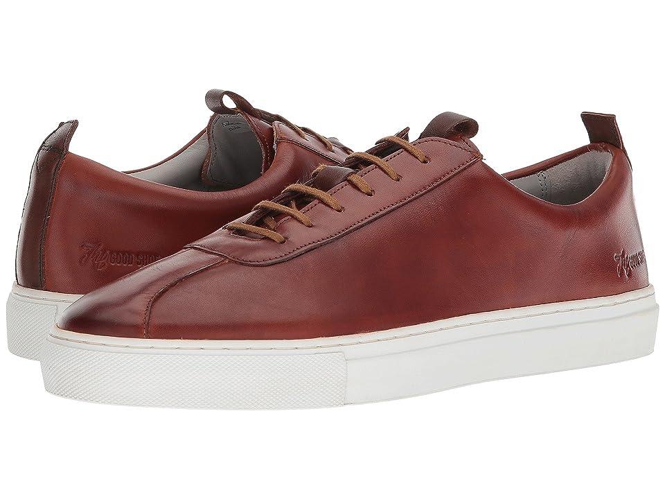 Grenson Handpainted Sneaker (Tan) Men