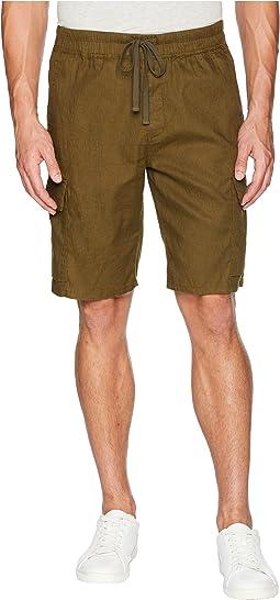 a026ad0ec9 Luxury. Foliage. 4. Vince. Drawstring Cargo Shorts