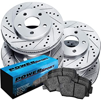 Power Stop B1020L Rear Autospecialty Brake Shoes