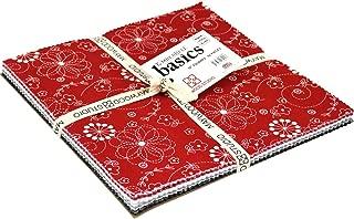 KimberBell Basics Black White & Red 10