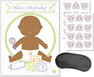 Best pin the pacifier on the black baby Reviews