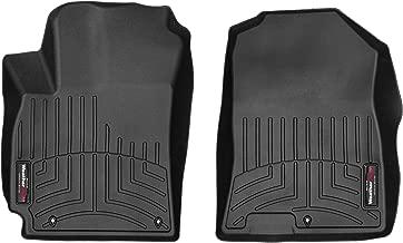 WeatherTech 4414131 18 Hyundai Kona Front Floor Liner Black