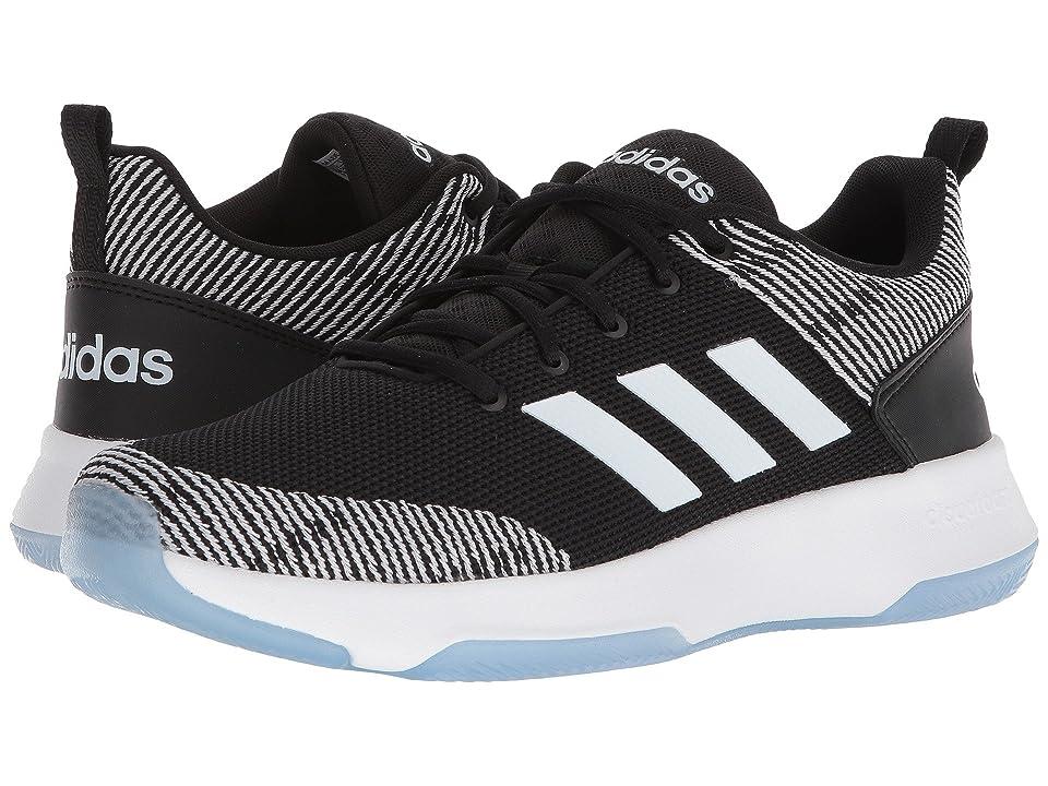 adidas CF Executor (Black/Black/White) Men