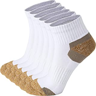 Thsbird Women's No Show Low Cut Tab Ankle Socks Comfort Moisture Wicking Cotton Athletic Sock 5-Pack