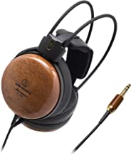 Audio Technica ATH-W1000Z Audiophile Closed-back Dynamic Wooden Headphones