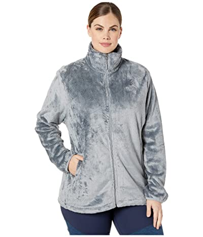 The North Face Osito Jacket (Mid Grey) Women