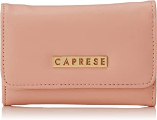 Caprese Prunela Women's Wallet (Soft Pink)