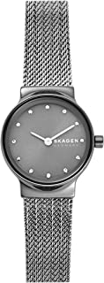 Skagen Freja Women's Grey Dial Stainless Steel Analog Watch - SKW2700