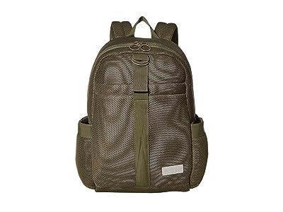 adidas VFA II Backpack (Legacy Green) Backpack Bags