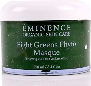 Eminence Eight Greens Phyto Masque, Not Hot (Pro Size) 8.4 Oz.