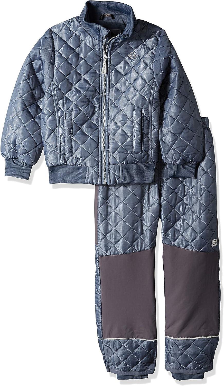 MIKK-Line - Melton Kids & Baby Thermowear Baby & Kids Fleece-Lined Top & Pant Thermal Set