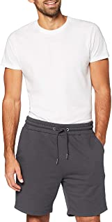 MERAKI Shorts de Algodón Hombre, Algodón Orgánico