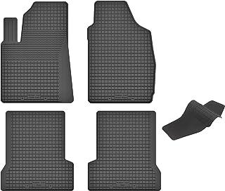 Bj. 2010-2018 4-teile Set Gummimatten Fußmatten 1.5 cm Rand FORD GRAND C-MAX