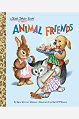 Animal Friends (Little Golden Book) Kindle Edition