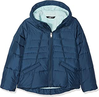 ef608a714a THE NORTH FACE Moondoggy 2.0 Veste à Capuche Fille, Blue Wing Teal, FR (