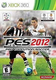 pes 2012 pro evolution soccer game