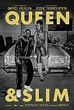 Lynstore Queen & Slim Movie Poster Sizes 12x18 16x24 24x36 32x48