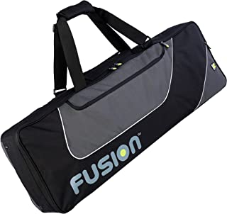 Fusion F3-19 K 6 B Keyboard 06 Gig Bag (61-76 Keys) with Backpack Straps