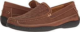 Fowler Causal Woven Venetian Slip-On
