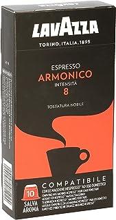 300 capsule caffè Lavazza compatibili NESPRESSO MISCELA ARMONICO + BELLISSIMA TAZZA IN REGALO